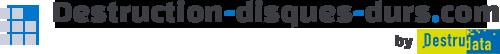 Logo de Destruction Disques Dur
